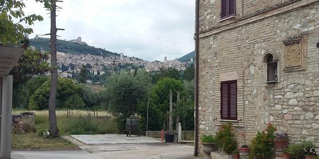 Guest House Assisi - Il Casolare Di Campagna