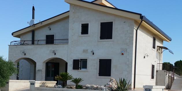 Appartamento Matera - La Martella