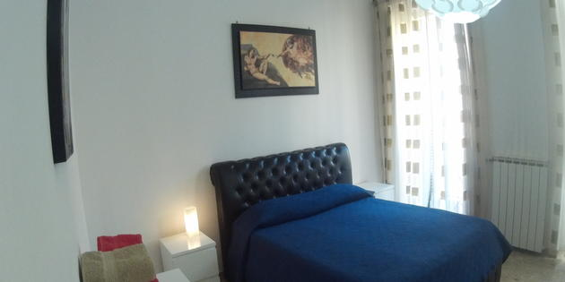 Apartment Roma - San Pietro_Vespasiano_A
