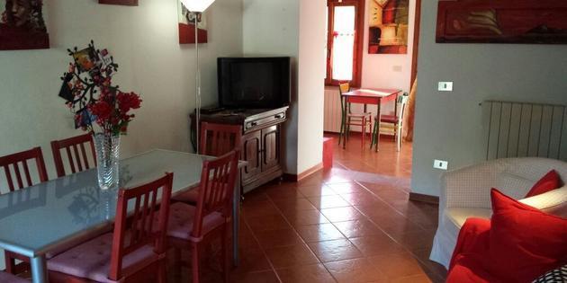 Apartment Riparbella - Podere Le Regole Lato Est