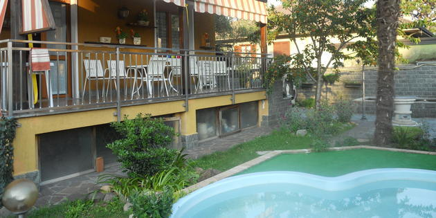 Bed & Breakfast Rescaldina - Ravello