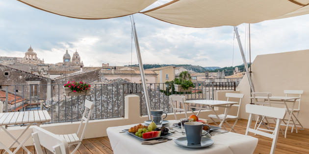 Bed & Breakfast Ragusa - Ragusa_Ibla