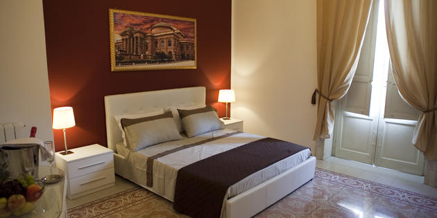 Bed & Breakfast Palermo - Vicino Politeama