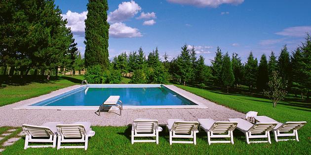 Ferienwohnung Lucignano - Arezzo_Casalta