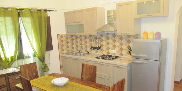 Appartamento Pantelleria - Dammuso