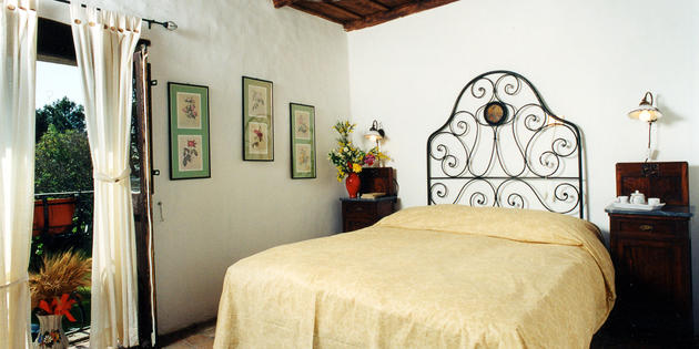 Bed & Breakfast Viterbo - In Casale Con Piscina