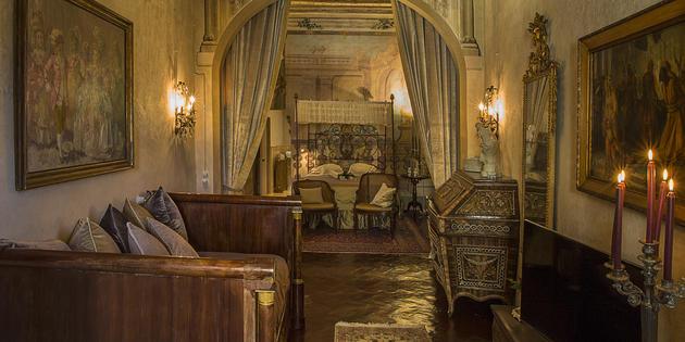 Bed & Breakfast Cortona - Palazzo Tommasi