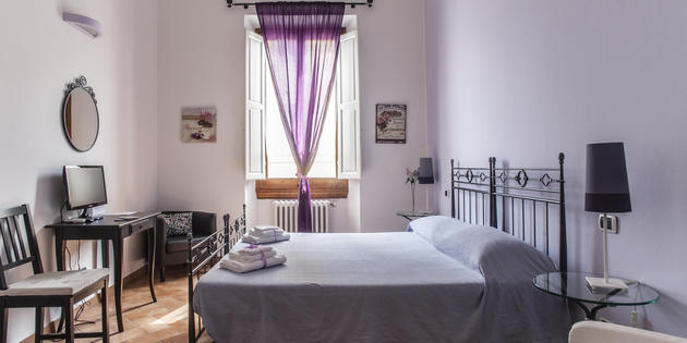 Bed & Breakfast Firenze - Capo Di Marte, Le Cure