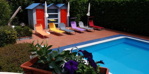 Bed & Breakfast Rocca Priora - Bb Bluelle Rocca Priora