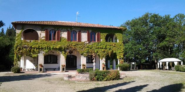 Bed & Breakfast Montespertoli - Villa  Albertina