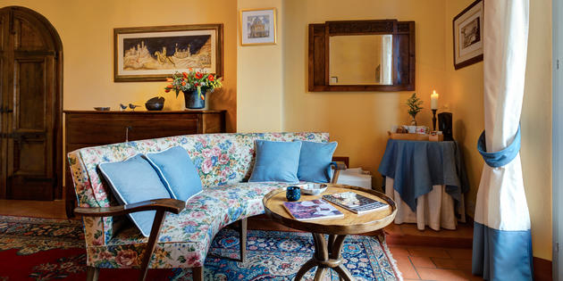 Bed & Breakfast Cortona - Casa Bellavista