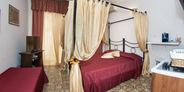 Bed & Breakfast Tarquinia - Giampietri Leoni