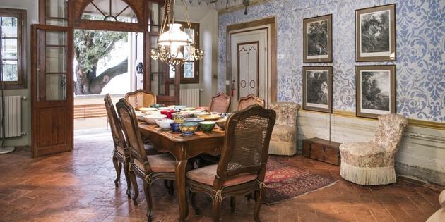 Bed & Breakfast Tavarnelle Val Di Pesa - Villa Moris