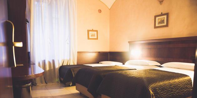 Hotel Roma - Robinson
