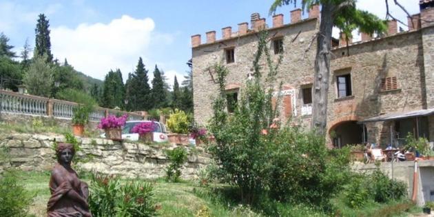 Agriturismo Greve In Chianti - Villa Fabbroni