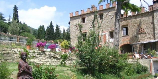 Ferienbauernhof Greve In Chianti - Villa Fabbroni
