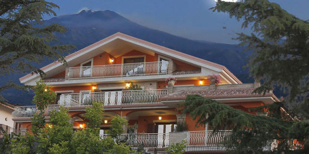 Appartement Trecastagni - Etna Royal View