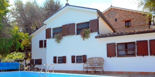 Appartamento Castel Colonna - Casale Civetta