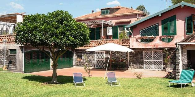 Bed & Breakfast Acireale - Casa Del Ficus