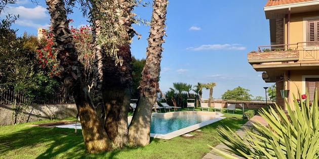 Apartamento Trecastagni - Etna Villa Alba Chiara