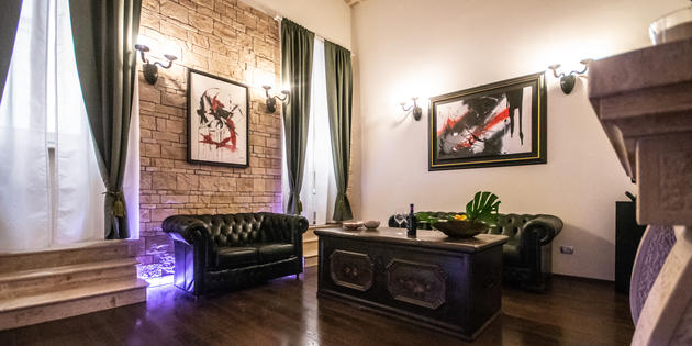 Ferienwohnung Roma - Re.Co. Luxury Suite Rome