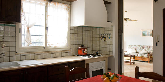 Ferienwohnung Trapani - Casa Nel Verde