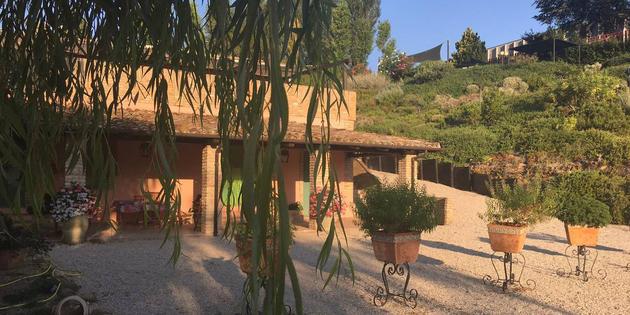 Apartamento Roseto Degli Abruzzi - Casale Colle Della Corte