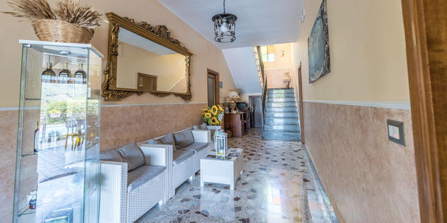 Bed & Breakfast Roccadaspide - La Mortella