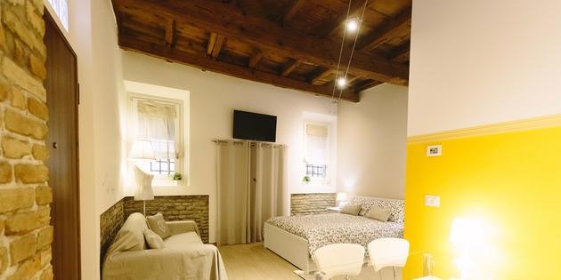 Appartamento Ferrara - Il Loft Dei Duelli