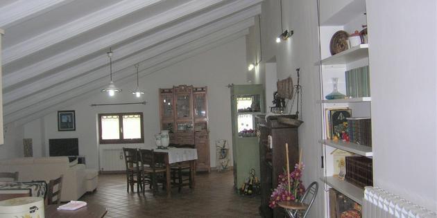 Appartamento Frontone - Mansarda Con Vista