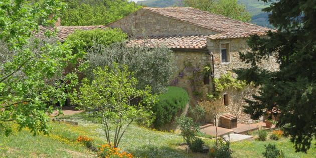Ferienwohnung Gambassi Terme - Casa Quintino
