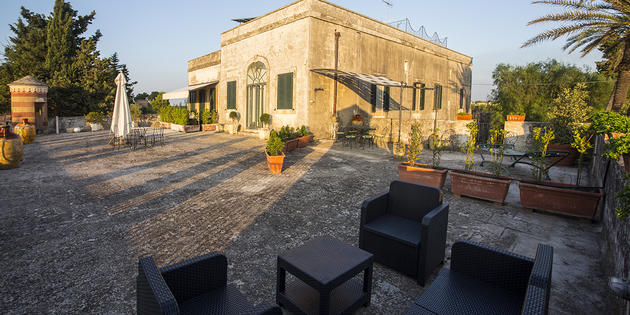 Bed & Breakfast Lequile - Casina Romita