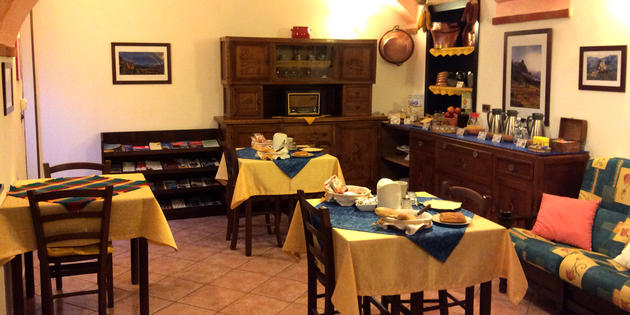 Bed & Breakfast Caprie - Antico Borgo