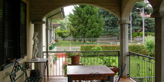 Bed & Breakfast Villaromagnano - Villa Romaniani