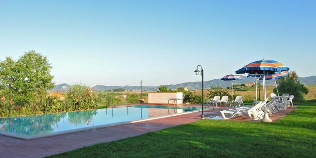 Casa Rural Castiglione Del Lago - Terre Umbre