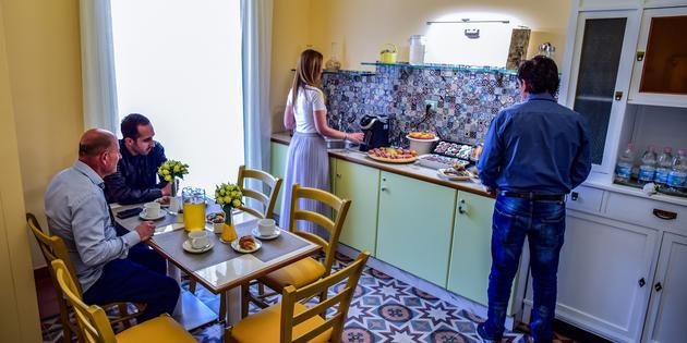 Guest House Catania - Palazzo Degli Affreschi
