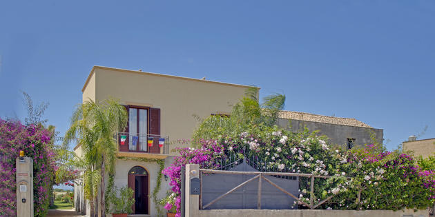 Bed & Breakfast Paceco - Vista Egadi