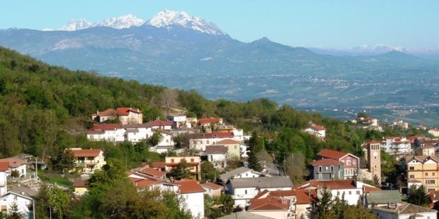 Bed & Breakfast Roccamontepiano - Abruzzo  Roccamontepiano