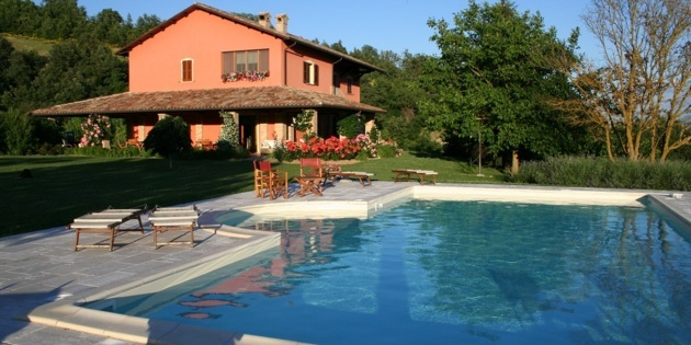 Bed & Breakfast Urbania - Santa Cecilia