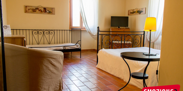 Bed & Breakfast Fabriano - Serraloggi