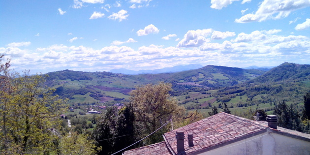 Bed & Breakfast Monte Grimano Terme - Del Poggio