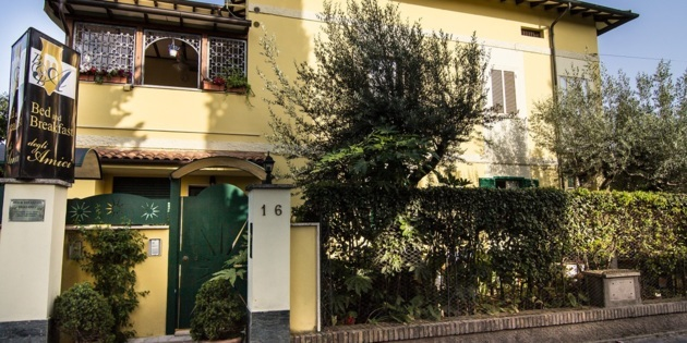 Bed & Breakfast Roma - Appio_Niobe