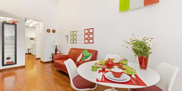 Apartamento Roma - San Lorenzo  Campani
