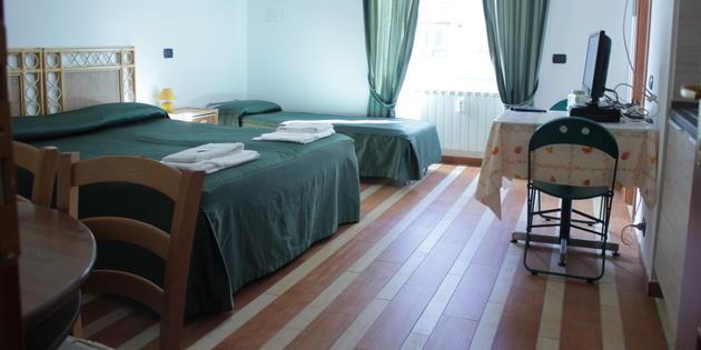 Apartamento Roma - Ostiense_Bavastro