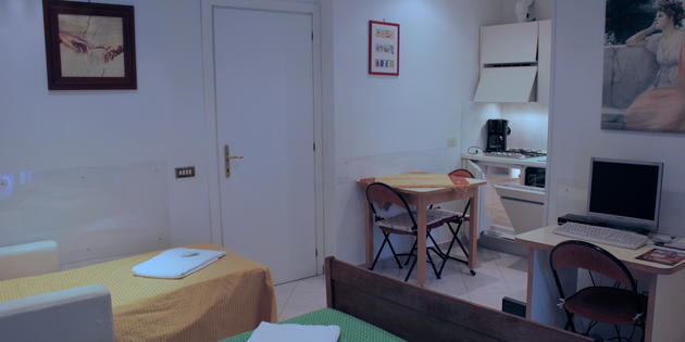 Apartment Roma - Garbatella_Bavastro