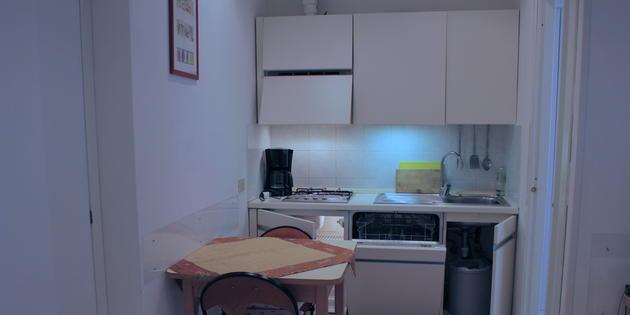 Appartement Roma - Garbatella_Bavastro