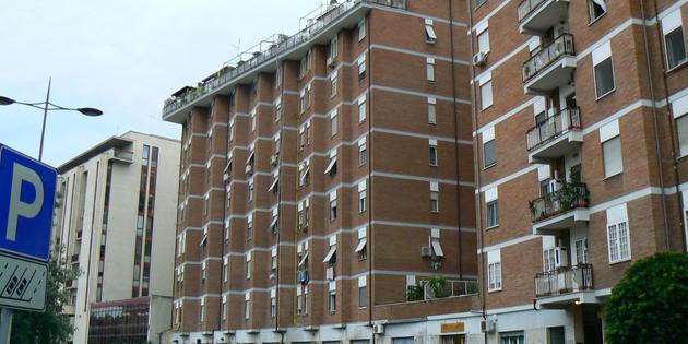 Appartement Roma - Garbatella_Ostiense