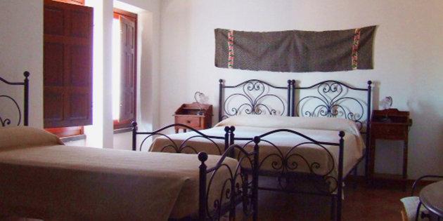 Bed & Breakfast Villanovaforru - Vico San Sebastiano