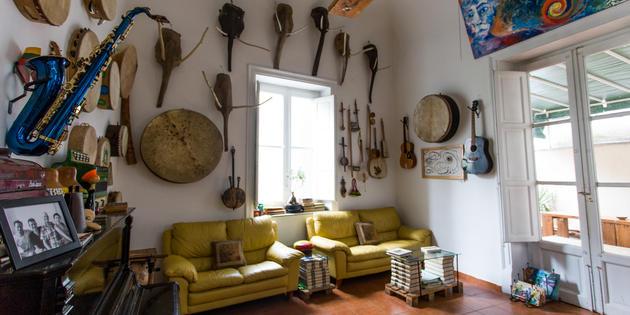 Ostello Palermo - A Casa Di Amici