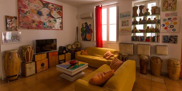 Auberge Palermo - A Casa Di Amici